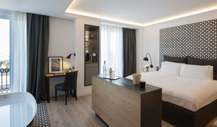 Hôtel The Serras Barcelone ***** | Hôtel de Luxe dans Ciutat Vella à Barcelone | Chambres et Suites