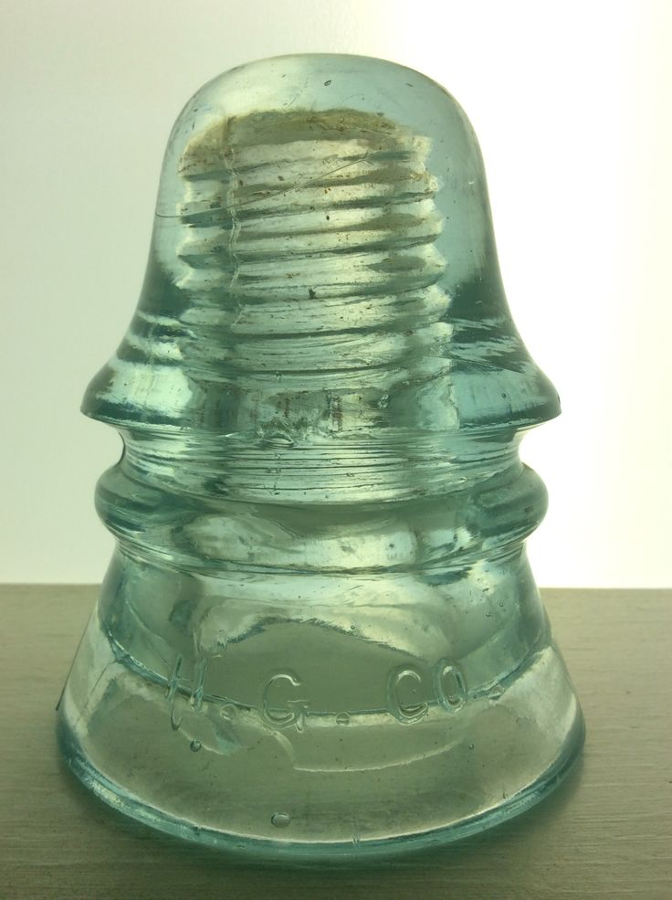 270 best my glass insulators images on pinterest glass for Glass conductors