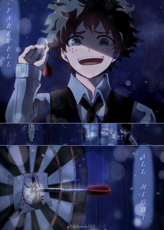 Izuku Midoriya Manga Izuku Midoriya Villain Deku Hero Boku No Hero Academia