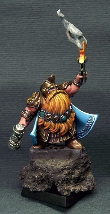 Dwarf Rune Priest