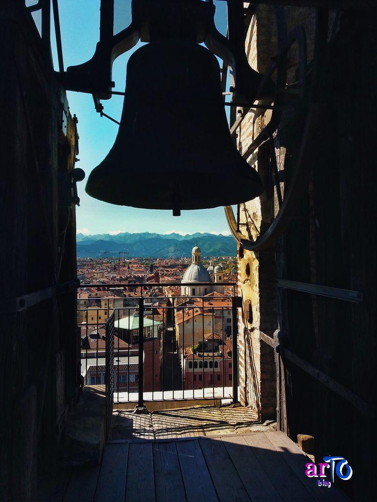 Dal campanile del Duomo di Torino (foto di ©artoblog) #torino #turin #italy