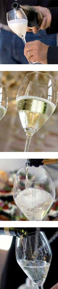 Prosecco Wine Glass   The Wine Guy