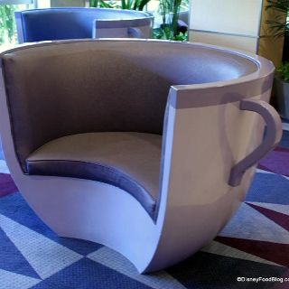 Someday I'll have a Disney themed game room, and I will need this teacup chair.