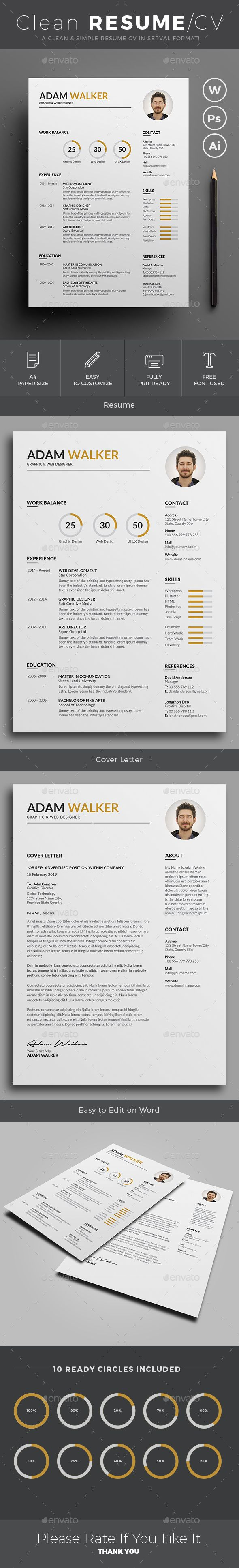 Resume 500 best Resumes images by RVal