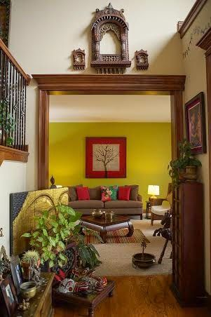 755 best images about interior design india on pinterest for Small indian house interior design photos