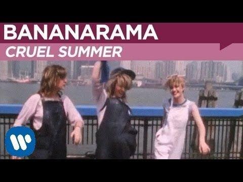 // ▶ Bananarama - Cruel Summer (OFFICIAL MUSIC VIDEO) - YouTube