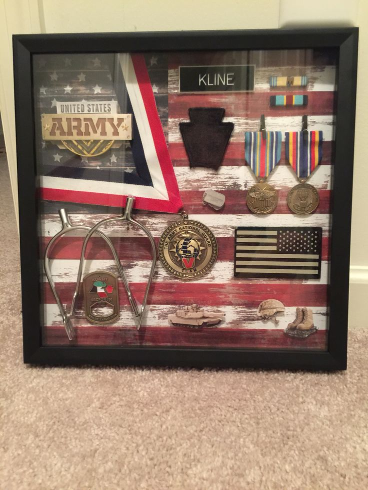 25 Best Ideas About Army Decor On Pinterest Military Shadow Box Army Bran
