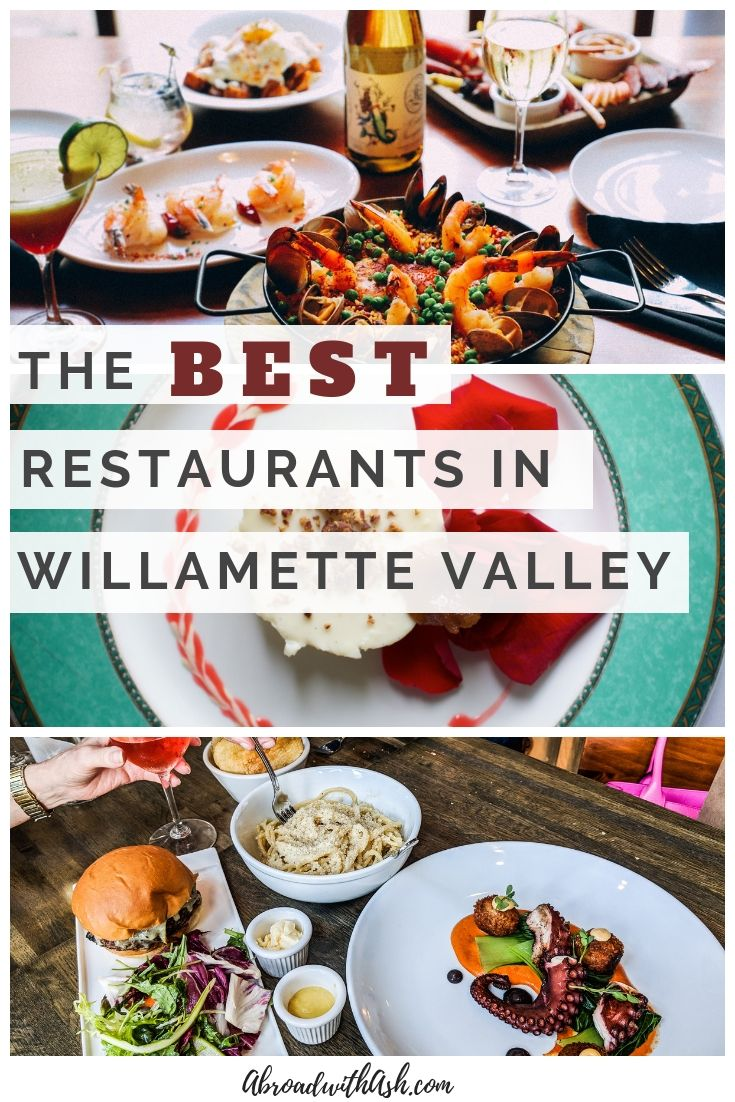 Best restaurants in willamette valley willamette valley