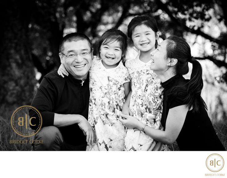 Bridget Corke Photography - Chinese Family Outdoor Shoot JOhannesburg: