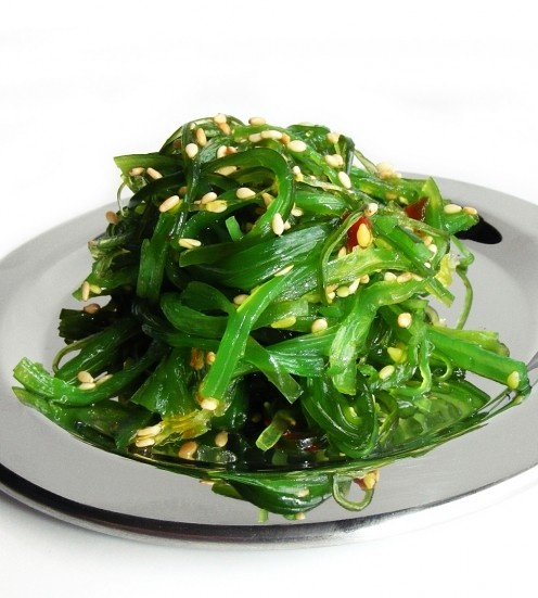 Wakame - recipes and information on the health and diet benefits of this marvellous vegetable.