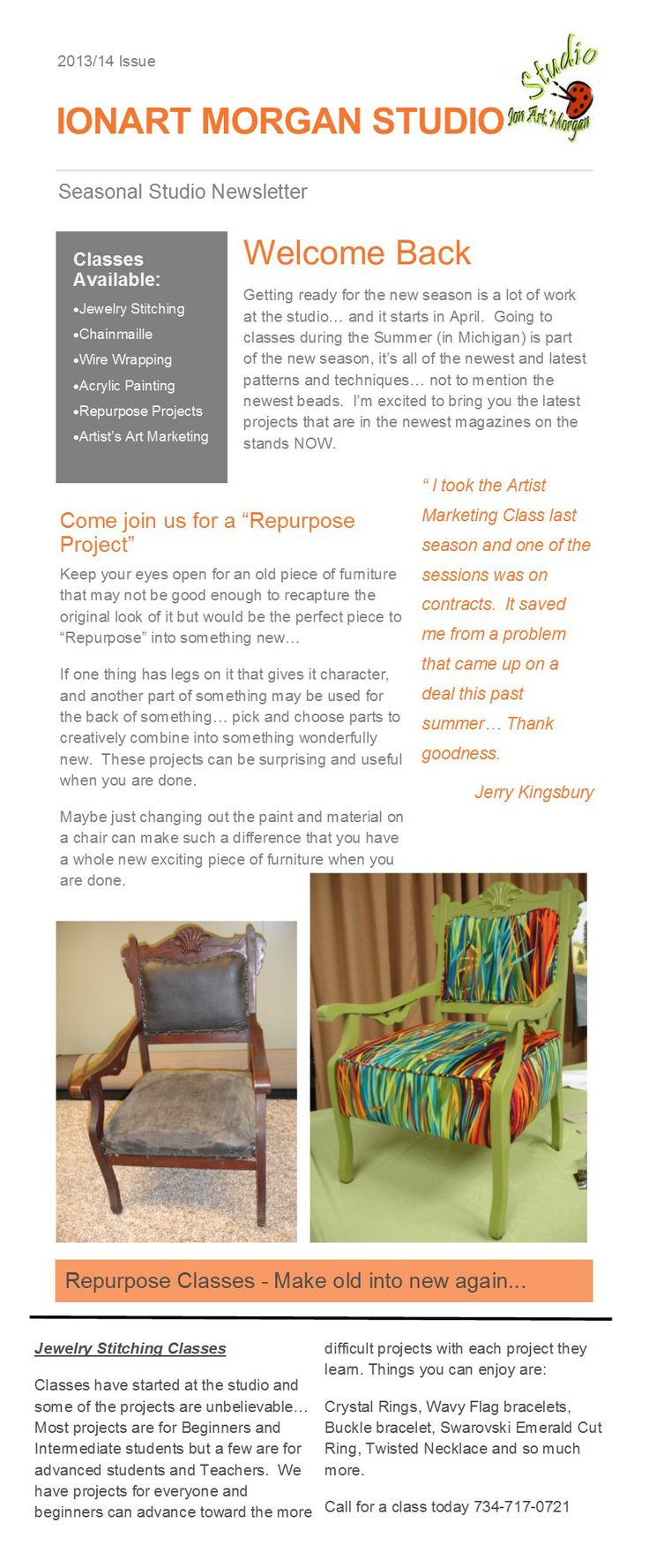 Repurpose projects