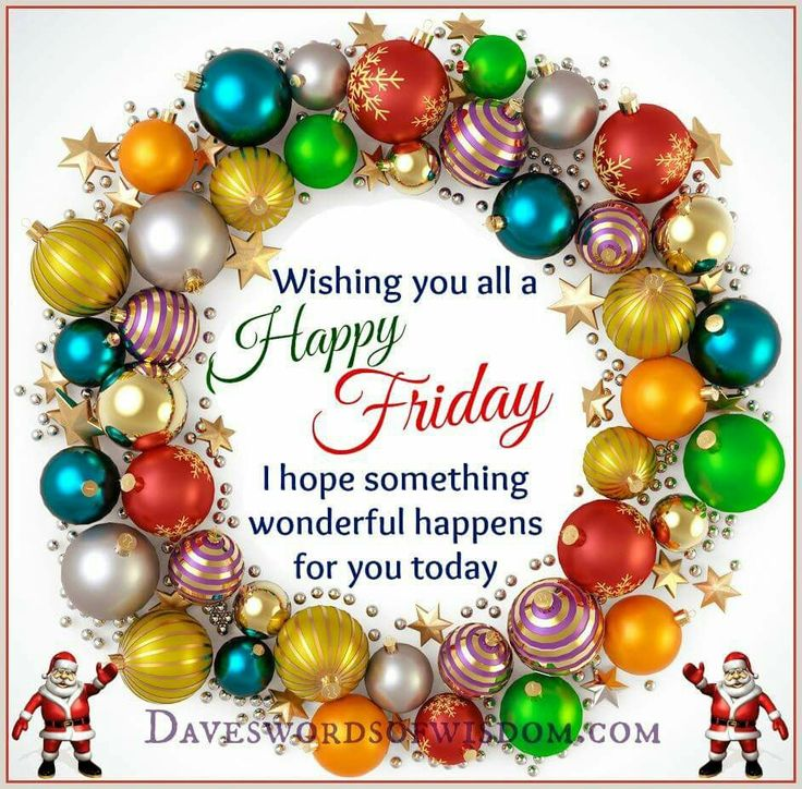 Friday Christmas Quotes: 361 Best Images About Friday Blessings On Pinterest