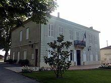 Saint-Estèphe (Gironde) - La mairie