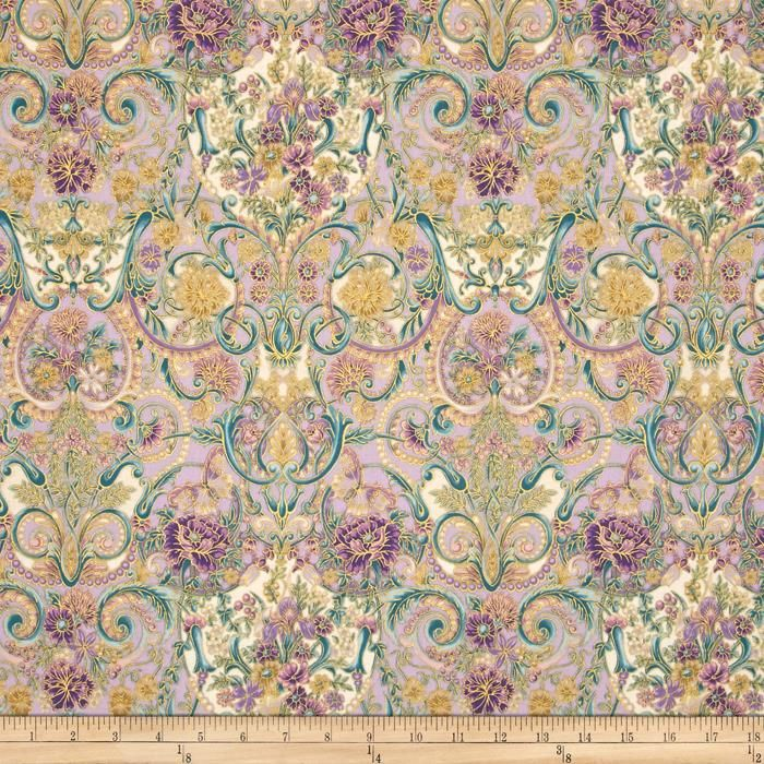 Robert Kaufman - Tuscan Wildflower 3 APTM-15408-238 GARDEN