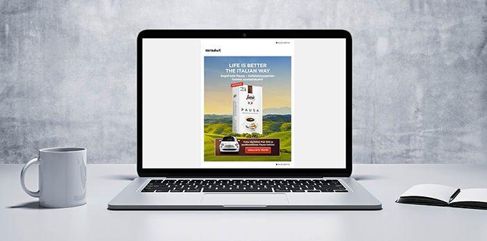 Segafredo Pausa (Meira) / Me Naiset, Glorian ruoka&viini, Kodin Kuvalehti, HS, HS Kuukausilite, Sport, Gloria - printti - mobiili - tabletti - desktop - kilpailu