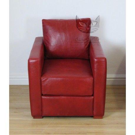 Fotel z wąskimi boczkami - Sirius