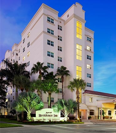 Hoteles en Miami, Florida: Residence Inn Miami Aventura Mall