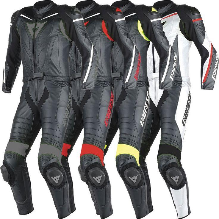 Kombinezon LAGUNA SECA w wersjach kolorystycznych: czarno-szary, biało-czarno-czerwony, czarno-czerwony i czarno-żółty