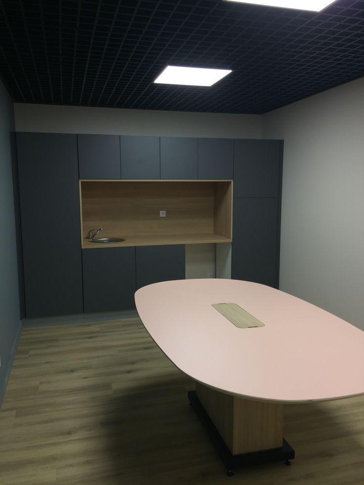 Ensemble mobilier salle de detente