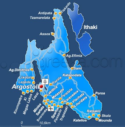 argostoli kefalonia greece beaches - Google Search