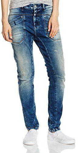 LTB Jeans Damen Boyfriend Jeanshose MARLE X