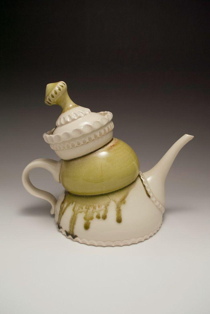 17 Best Images About Ceramic Tea Pots Pitchers On