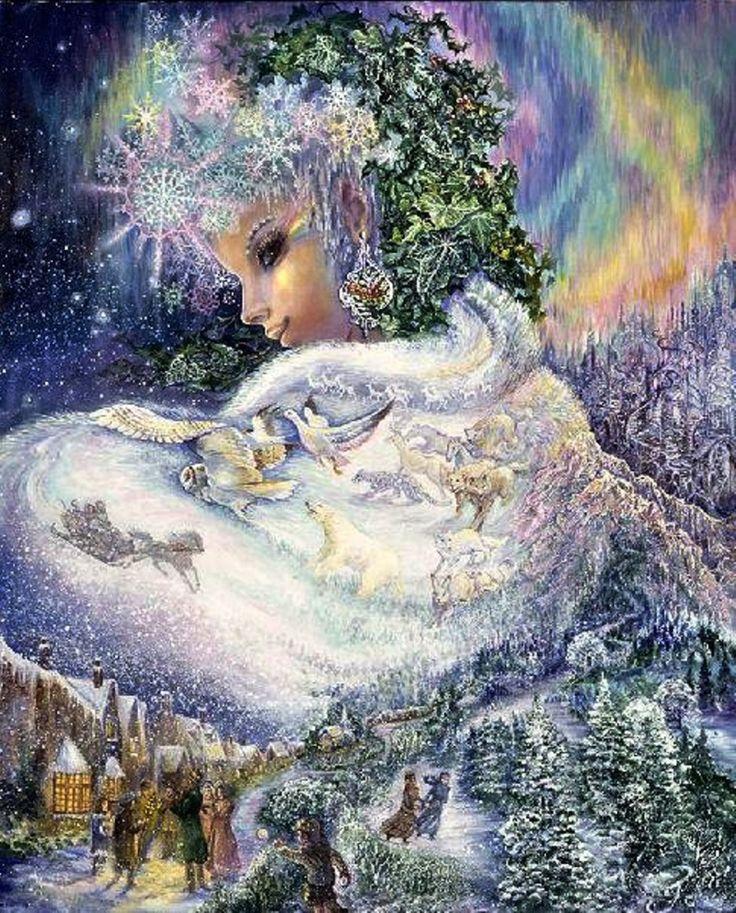 образ зимы в картинках волшебница зима картинки серебряноборскую