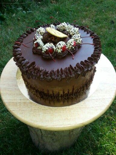 tort cioco visine