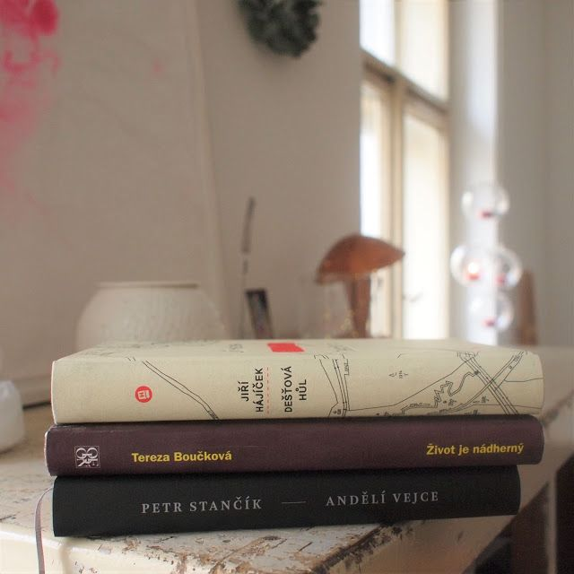 Plameňák a Oslice: Čtenářský deník