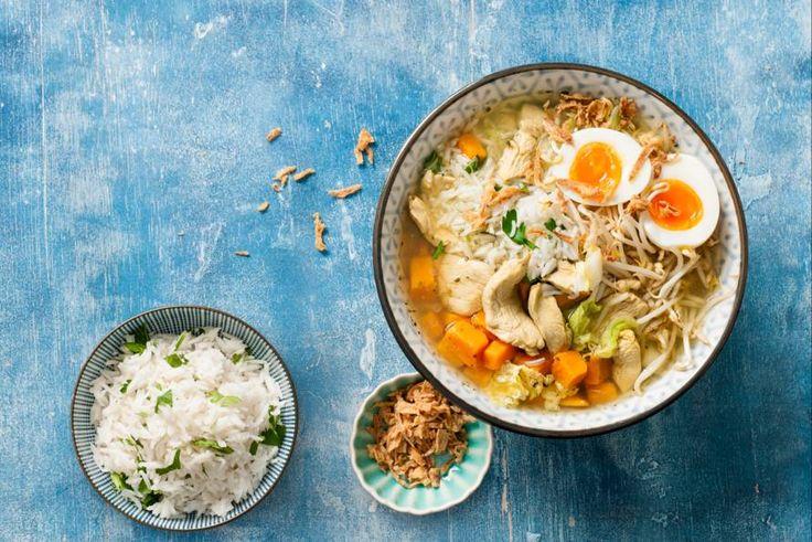 aak de soep naar smaak af met ingrediënten die jij het lekkerst vindt - Recept - Allerhande