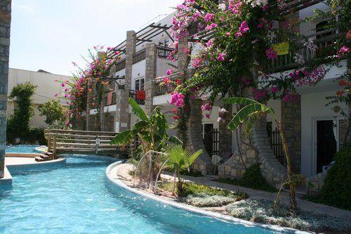 Hôtel Ayaz Aqua 4* Bodrum prix promo Voyage Turquie pas cher Ecotour à partir 499,00 €