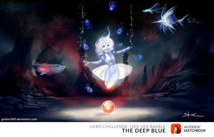 Deep-blue by godan360