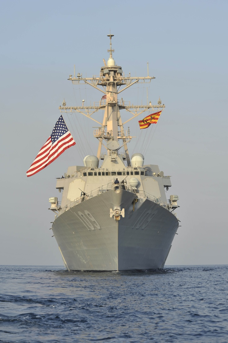 Best US Navy Ships Images On Pinterest Navy Ships - Map of us navy 5th fleet area of responsibillity
