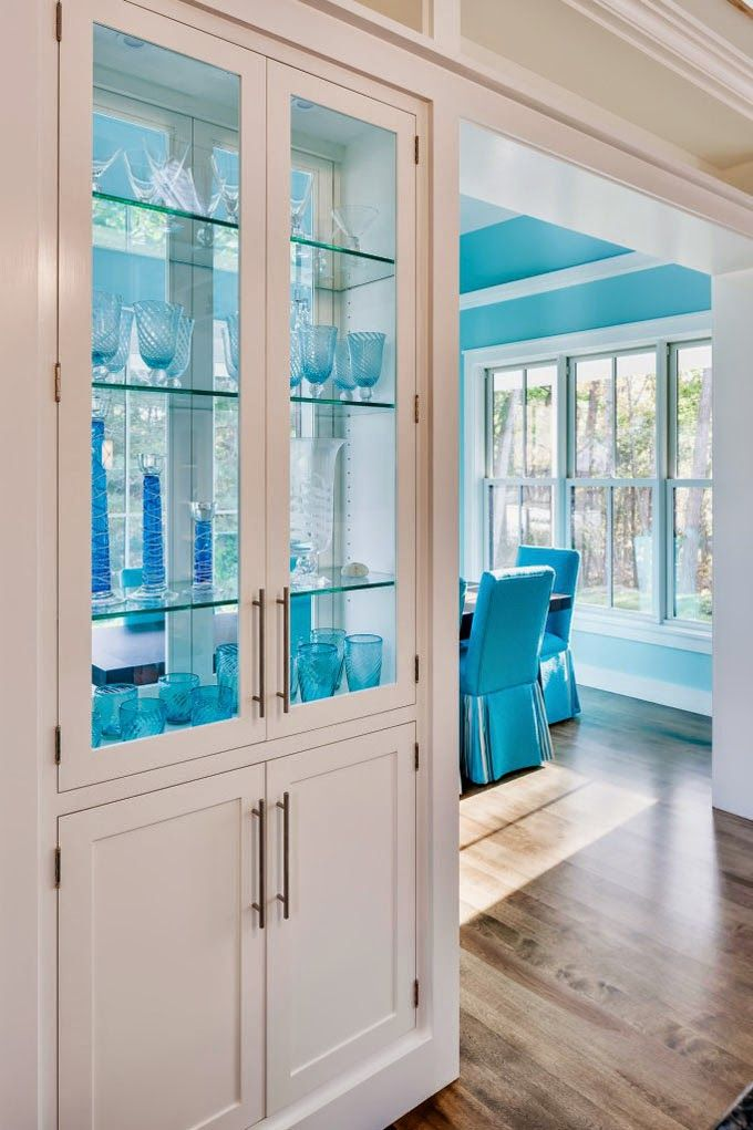 9 Best Images About All Glass Cabinets On Pinterest | On The Side