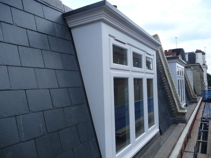 Mansard Roof Construction                                                                                                                                                                                 More