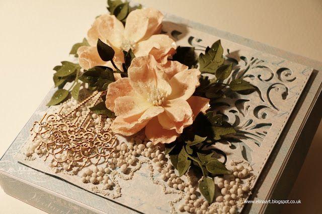 Elina Cardmaking Hobby: Vintage touch set