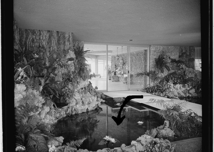 """Midcentury modern house from Peter Sellers """"The Party"""" - Google Search"""