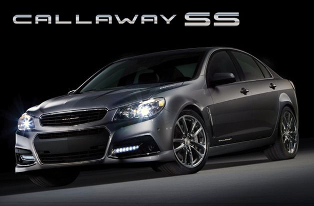 #Callaway announces 570-hp version of the Chevy SS. http://aol.it/1isOd6F