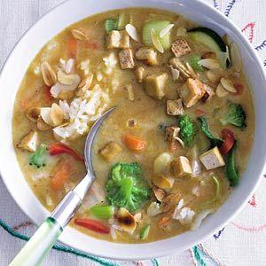 Recept - Vegetarische currysoep (baby 9 maanden) - Allerhande