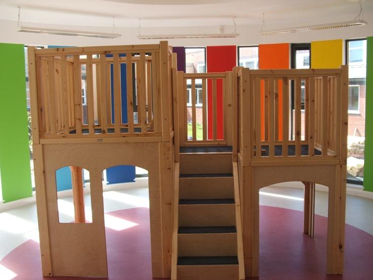 Classroom Loft Ideas ~ Best images about ec indoor lofts on pinterest
