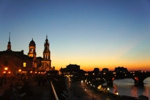 Dresden - Be captivated by its Renaisance and Baroque architecture. Art City Tours - Dresden programs