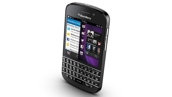 BlackBerry Q10 review - my next phone