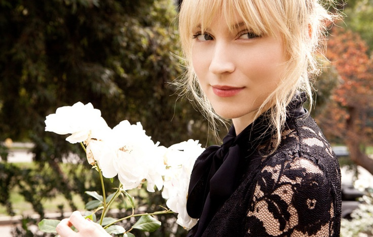 Beth Riesgraf by Tyler William Parker