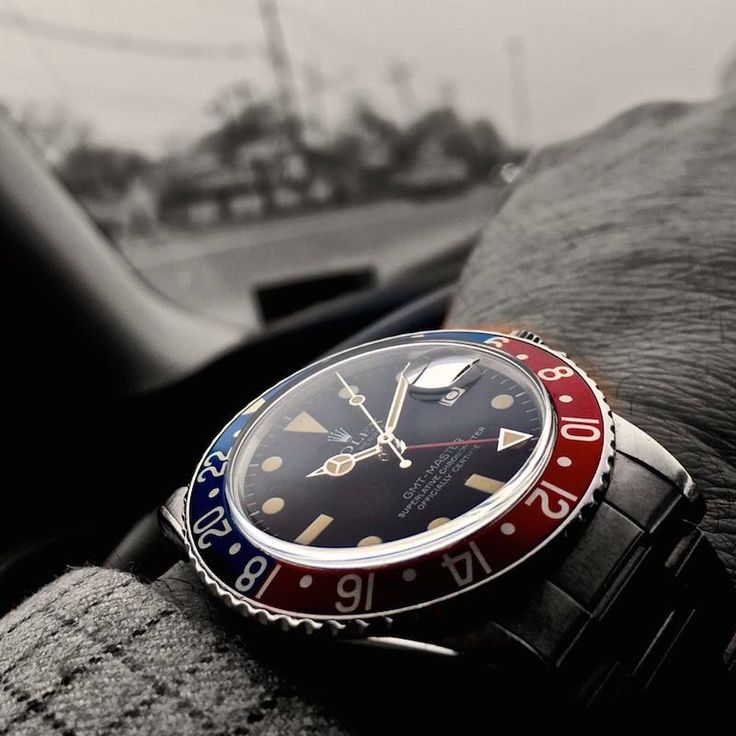 Rolex 1675, Tony Esposito