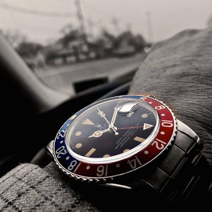 Rolex 1675, Tony Esposito ...repinned für Gewinner!  - jetzt gratis Erfolgsratgeber sichern www.ratsucher.de