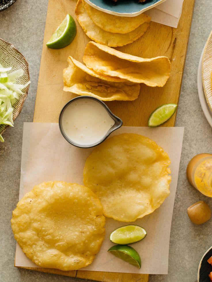 how to make tortilla shells soft
