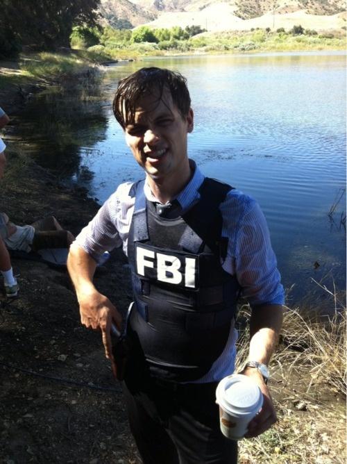 Matthew Gray Gubler. Spencer Reid