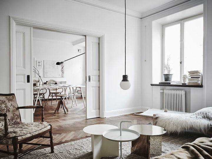 Decoracion Escandinava Salones ~   de madera flotante suelo tarima flotante salones estudios de salones
