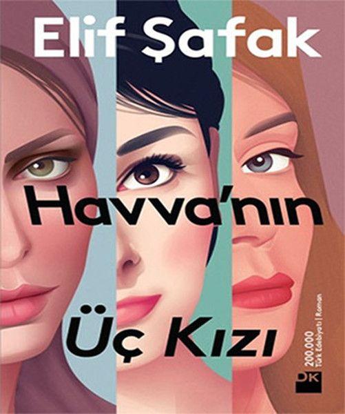 Havva'nın Üç Kızı - Elif Şafak - PDF indir - Kitapindir.in - E KİTAP İNDİR