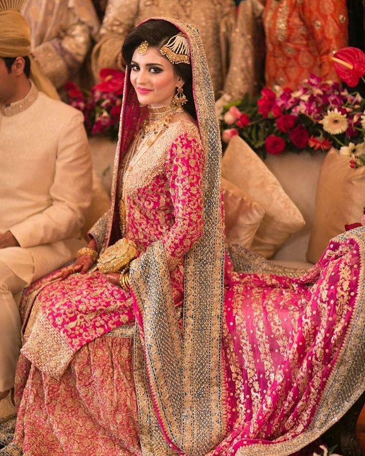 """1,246 Likes, 11 Comments - Sunday Times (@sundaytimes) on Instagram: """"#GulrukhShafiq made the most beautiful bride in her own creation  at her #Baraat function in…"""""""